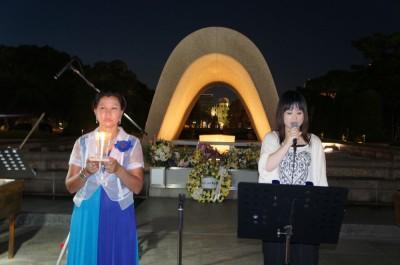 カザフスタン歌手 ローザ・リムバエワ(Roza Rymbayeva)さんと。